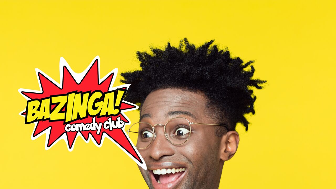 Bazinga Comedy Night - diverse comedians